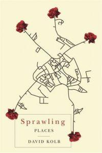 David Kolb's Sprawling Places hypertext folio cover